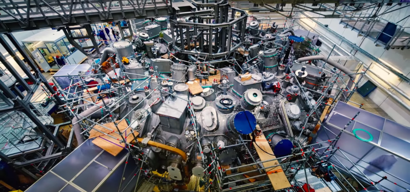 World's Largest Fusion Reactor is About to Switch On