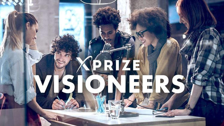Take On the XPRIZE Visioneers Challenge