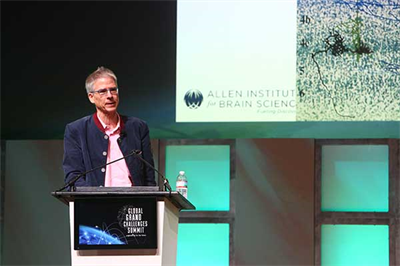 """Understanding the Circuit Elements that Make Up a Brain,"" featuring Christof Koch, President and Chief Scientific Officer of the Allen Institute for Brain Science"
